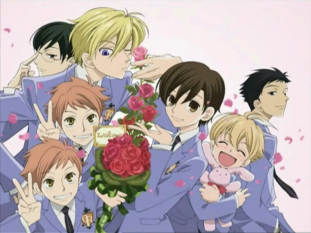 Ouran High School Host Club dans les animes Ouran%20Pre%CC%81sentation